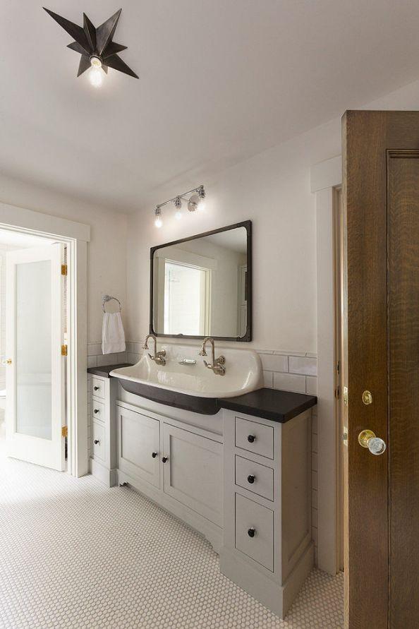 Narrow Bathroom Vanity