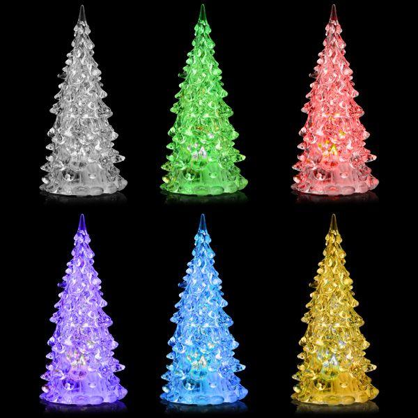 Mini Christmas Tree With Lights
