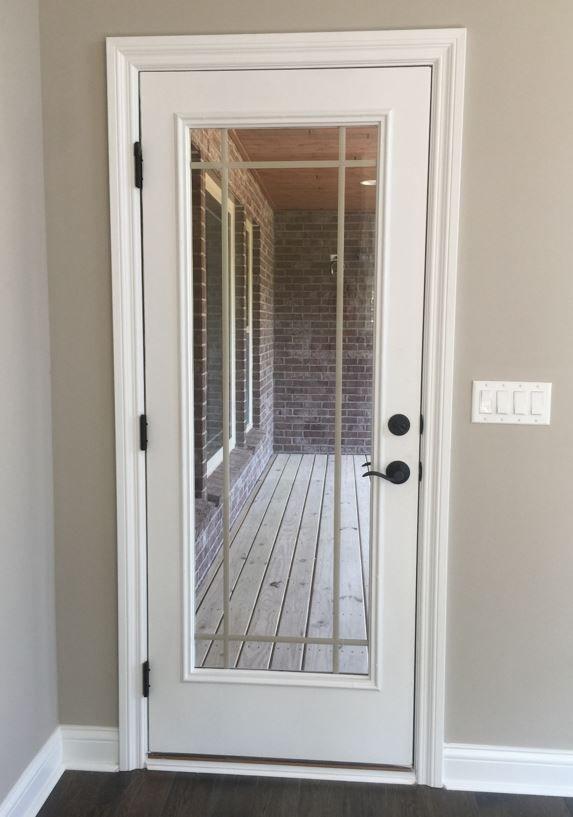 Exterior Back Doors