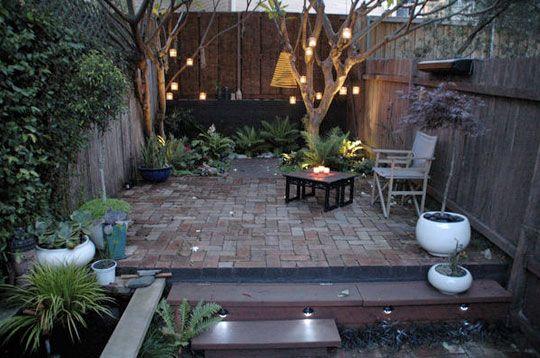Small Courtyard Garden Ideas
