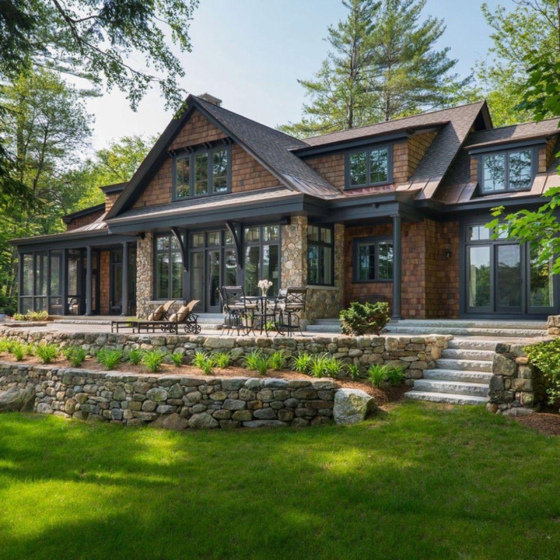 Lake Home Design Ideas
