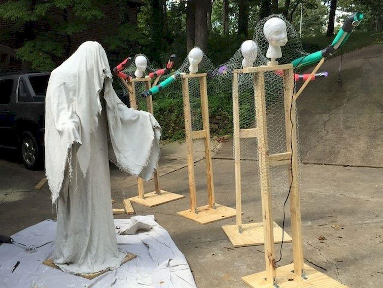 Spooky Halloween Decor DIY