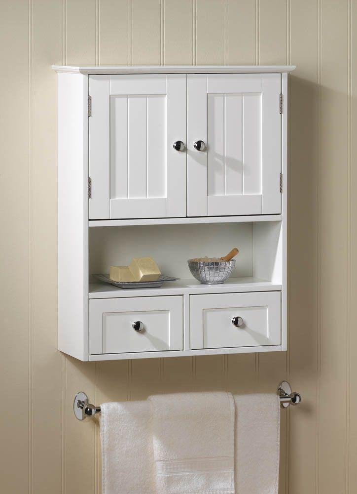 Hanging Bathroom Cabinet