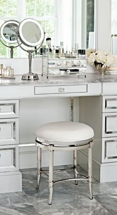 Bathroom Vanity Stool