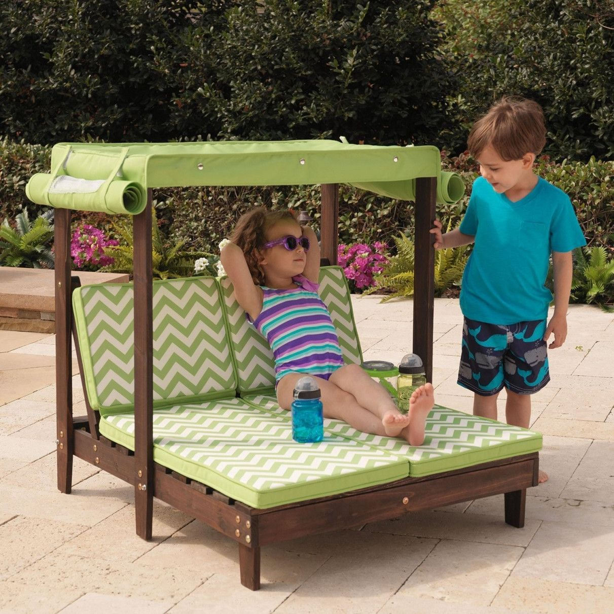 Kids Outdoor Lounge Chair