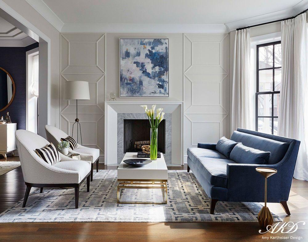 Transitional Style Interior Design