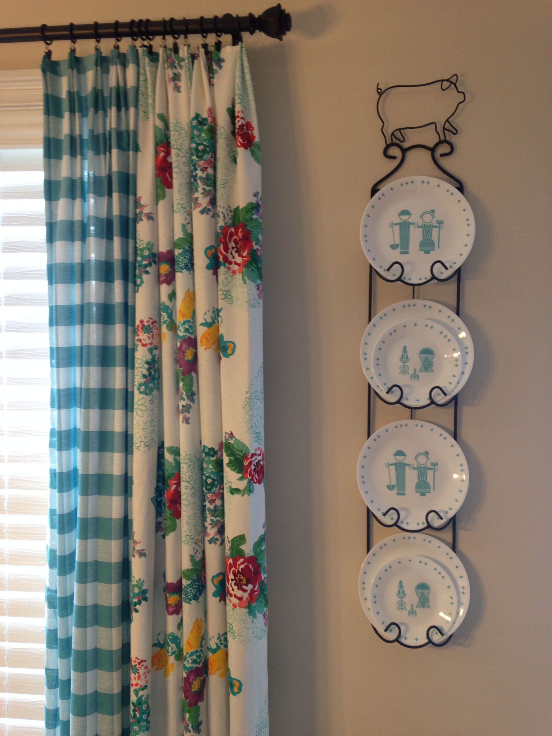 Pioneer Woman Kitchen Curtains