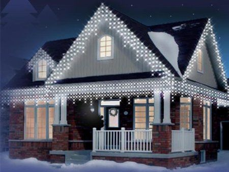 Outdoor Christmas Lights Amazon