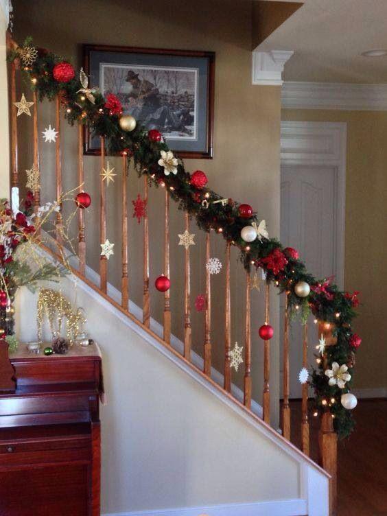 House Christmas Decorations Ideas Hmdcrtn