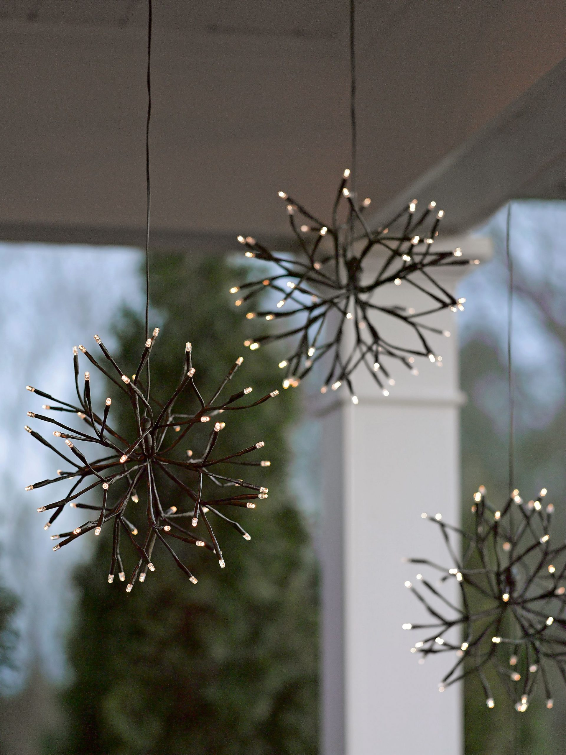 Battery Operated Christmas Decorations
