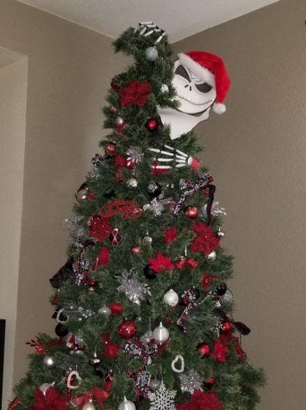 Jack Skellington Christmas Decorations