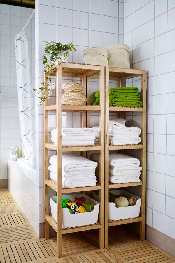 Ikea Bathroom Shelves