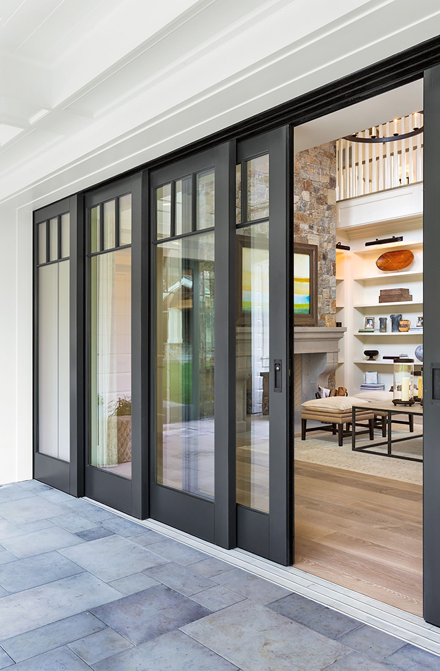 Exterior Patio Doors