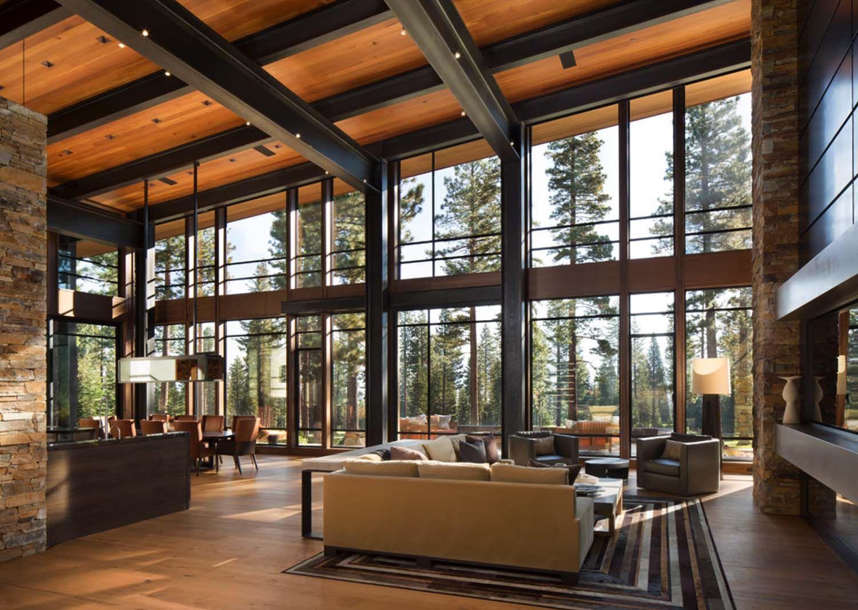 Mountain Modern Home Design