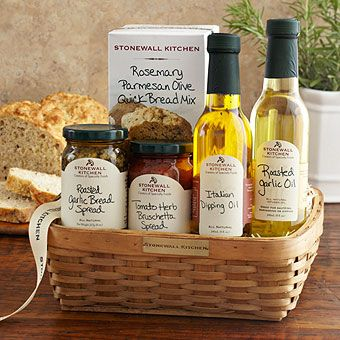 Stonewall Kitchen Gift Baskets
