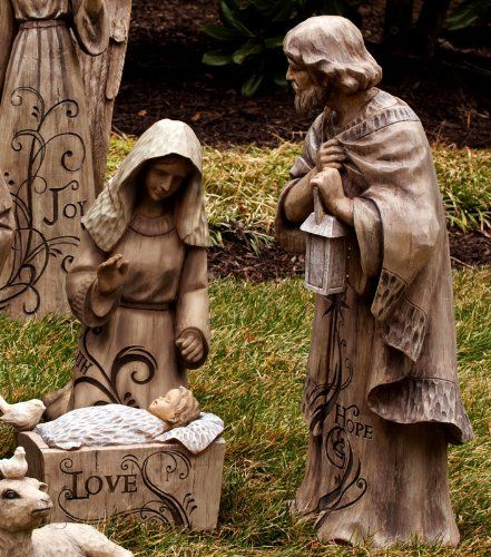 Outdoor Nativity Set Clearance