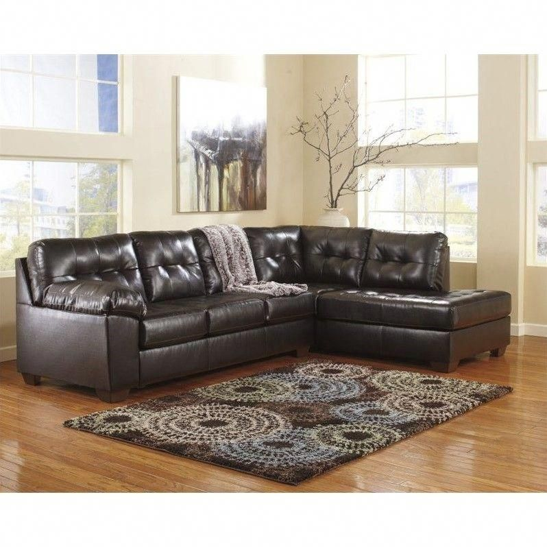 Ashley Furniture Leather Sectional