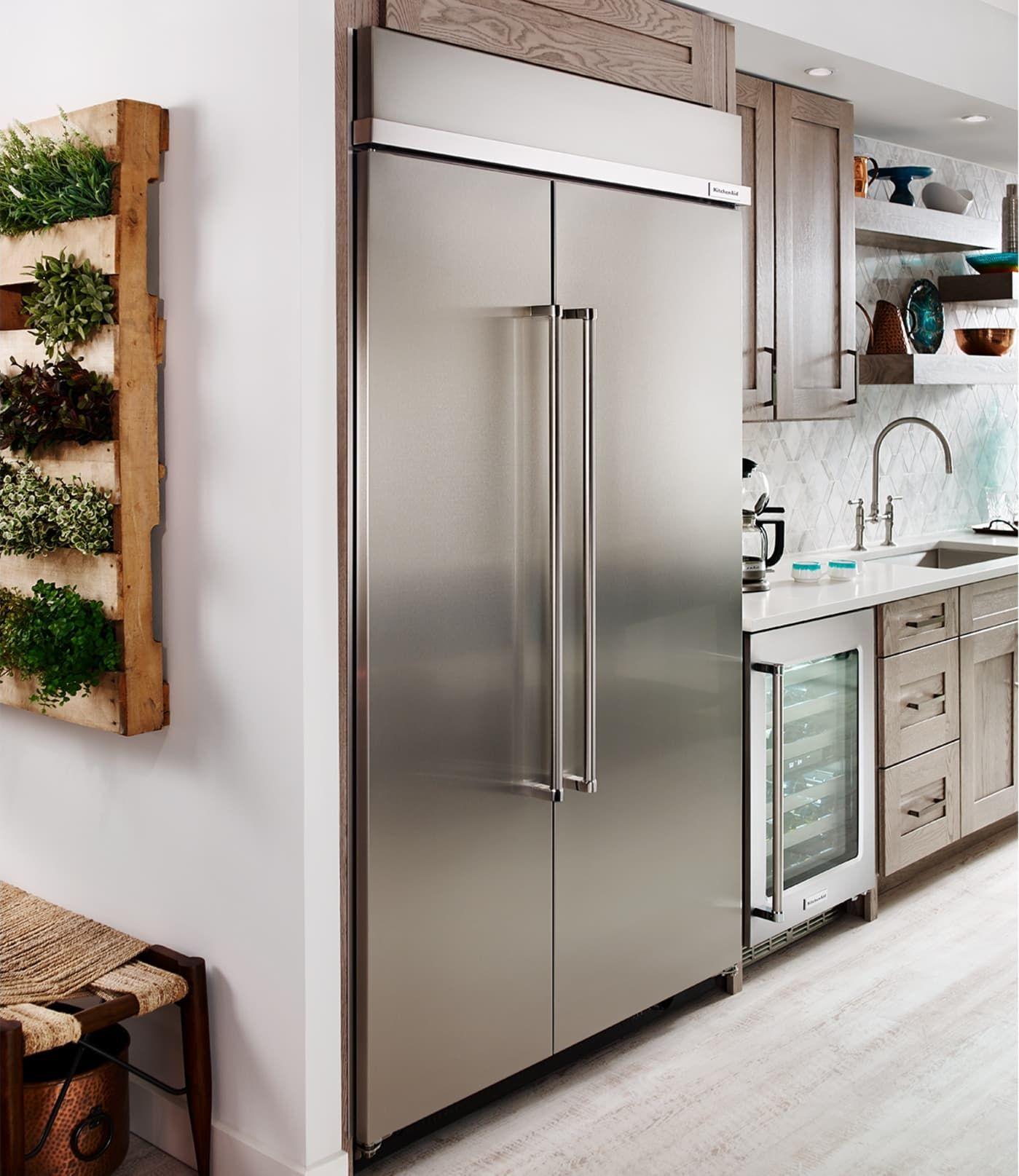Kitchenaid Built In Refrigerator