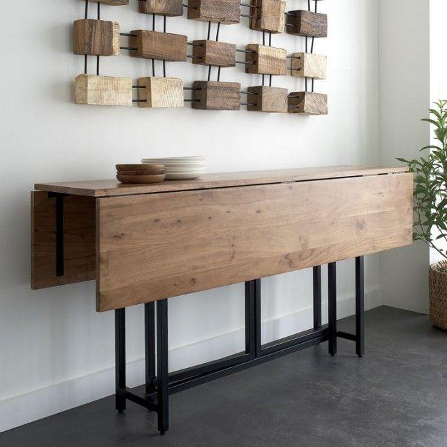 Space Saving Kitchen Table