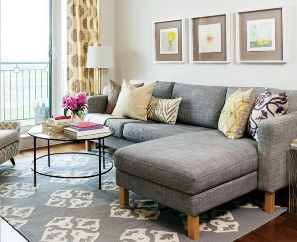 Small Apartment Sectional