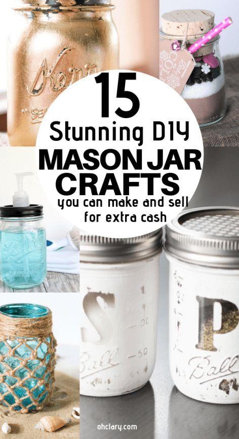 DIY Mason Jar Decor