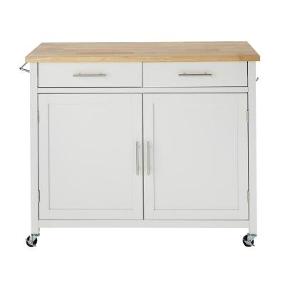 Kitchen Cart With Drawers