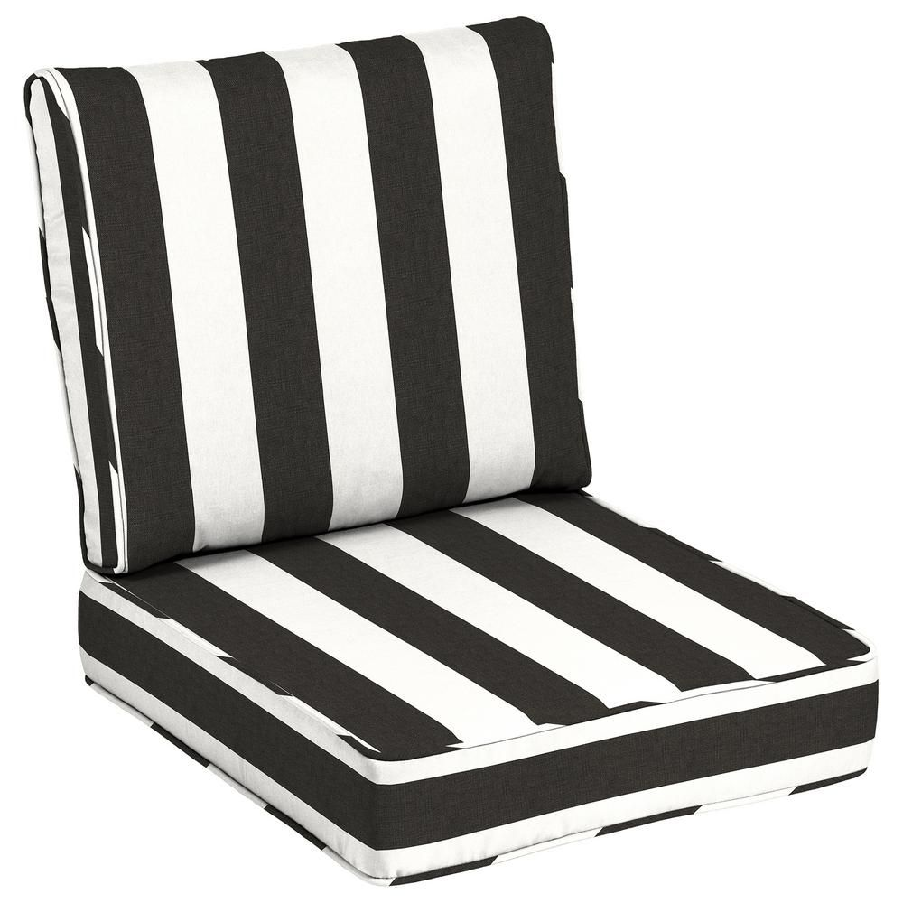 24x24 Outdoor Seat Cushions