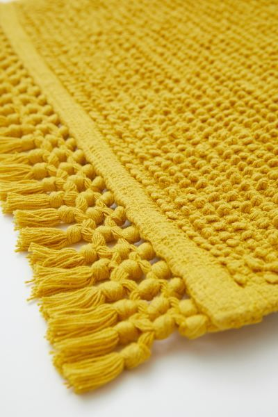 Yellow Bathroom Rugs