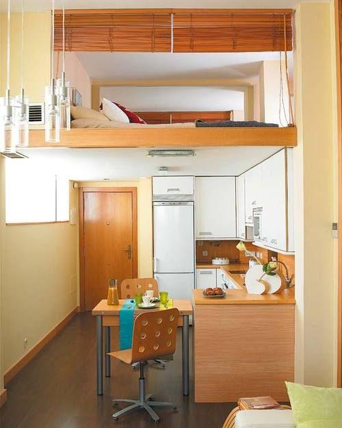 Small Space Home Design