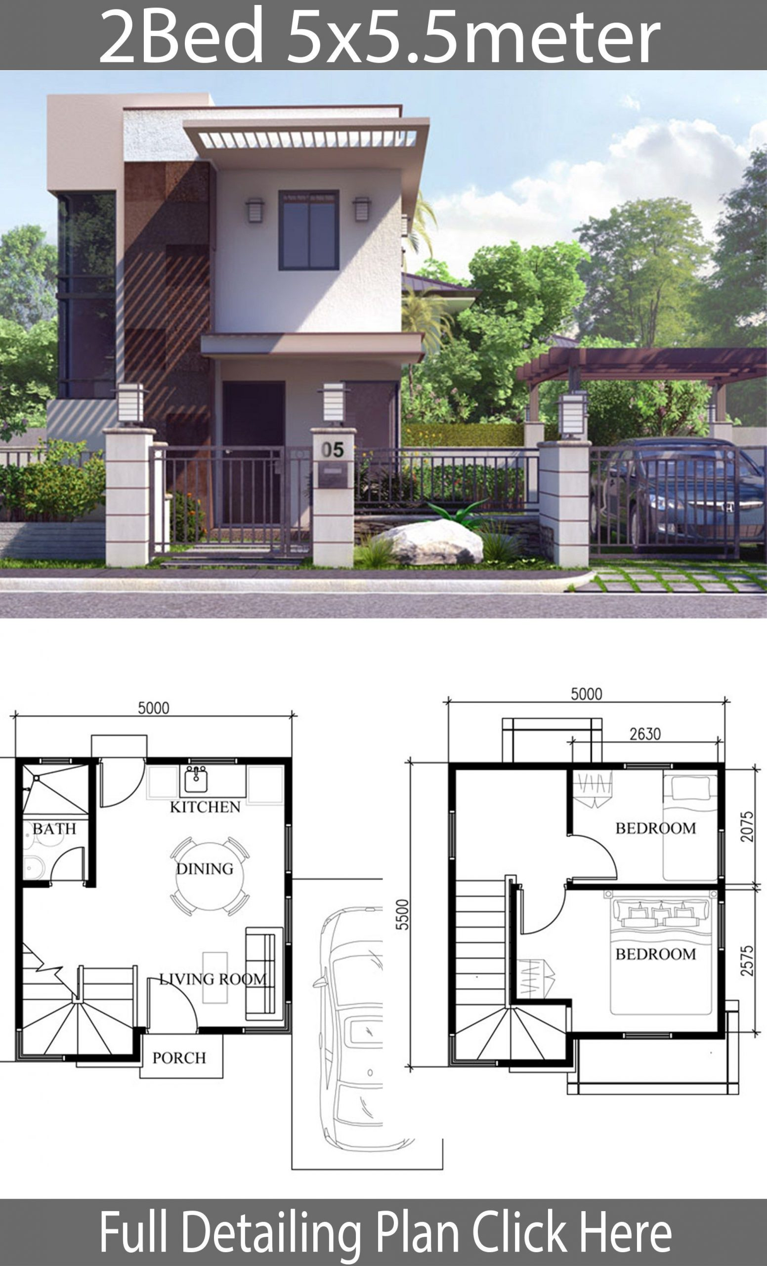 Small Home Design Plans