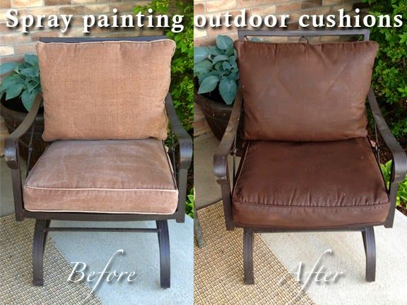 Rustoleum Outdoor Fabric Paint