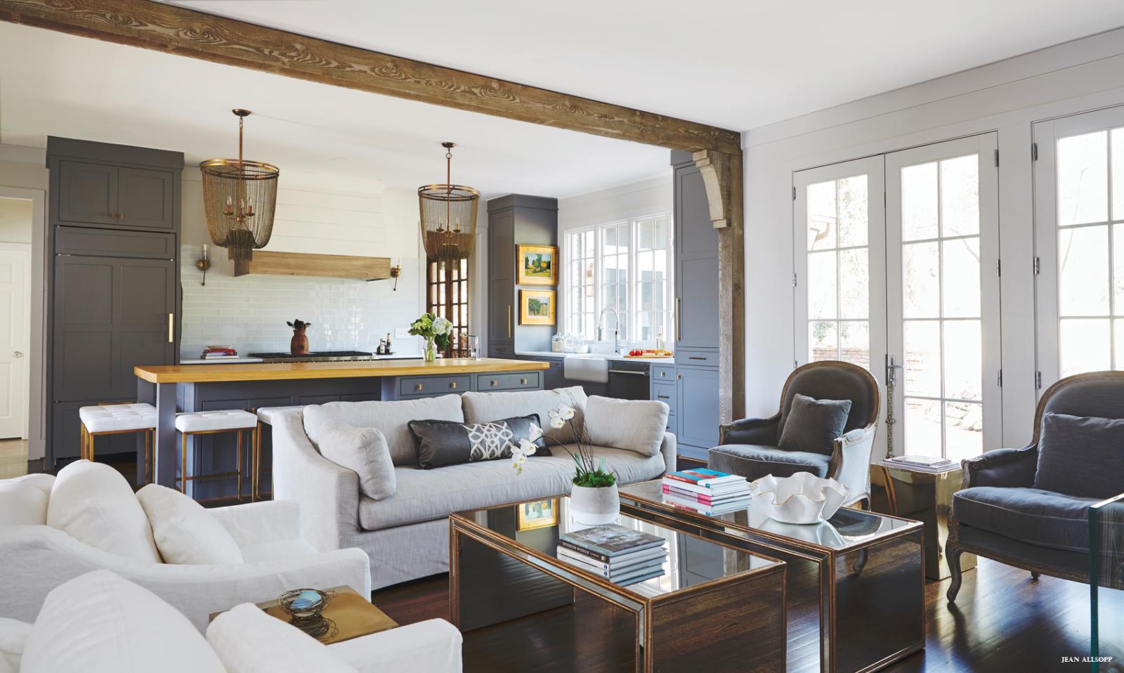 Family Matters Living Room