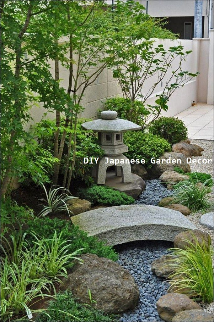 Backyard Japanese Garden Ideas