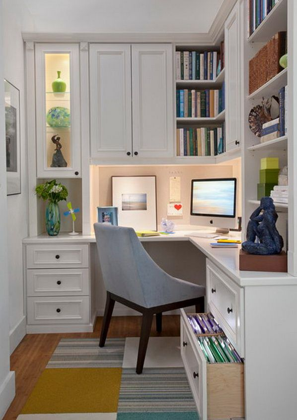 Home Office Small Space