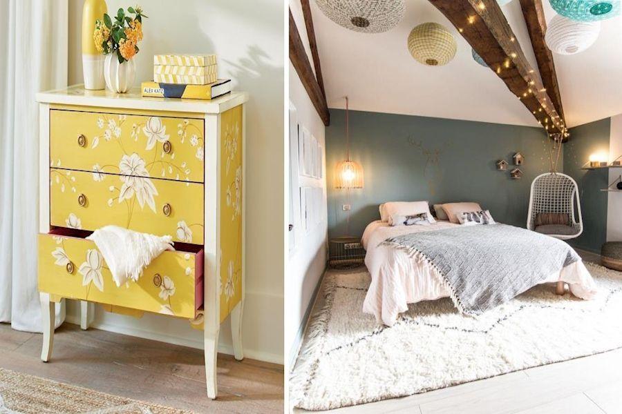 Http Thriftydecor Net DIY Bedroom Decor Ideas