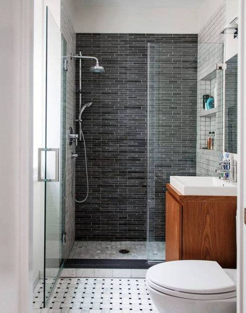 Small Bathrooms With Shower