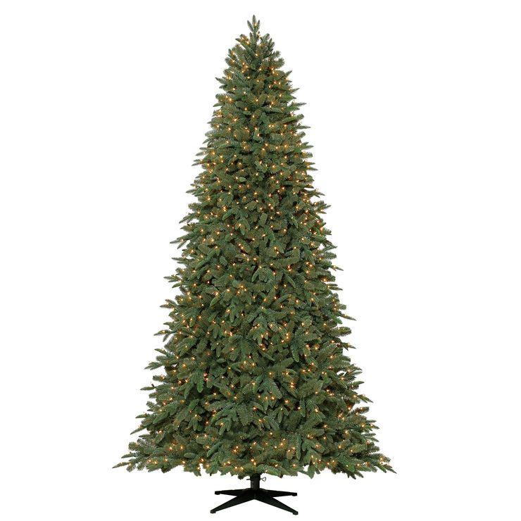 9 Ft Pre Lit Christmas Tree